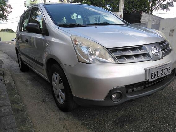 Nissan Livina 1.6 Flex 5p 2010