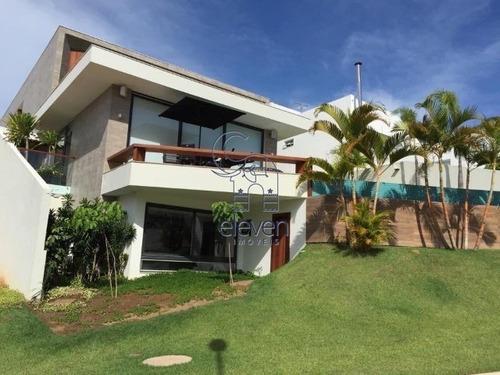 Imagem 1 de 30 de Casa Em Condomínio Residencial Para Venda Em Alphaville I, Salvador Com 3 Dormitórios Sendo 3 Suítes, 2 Salas, 6 Banheiros 733,00 M² Construída, 600,0 - Ag92043 - 68660641
