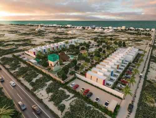 Nuevo Desarrollo Residencial Muy Cerca Del Mar, Chixchulub , Progreso.