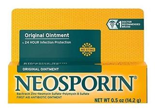 Neosporin Antibiótico Original Ungüento 0,50 Oz (paquete De