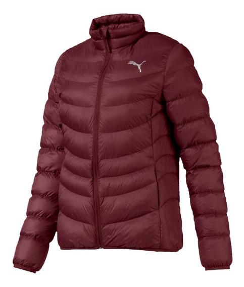 Campera Puma Lifestyle Mujer Ultralight Warmcell Jacket Ras