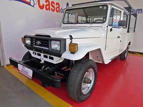 Toyota Bandeirante 3.7 Bl55lp-2bl4 4x4 Cd Diesel 2p Manual