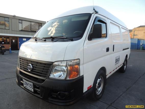 Nissan Urvan 3.0 Mt Aa