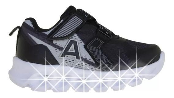Zapatillas Baby Addnice Wave Con Luz Fty Calzados