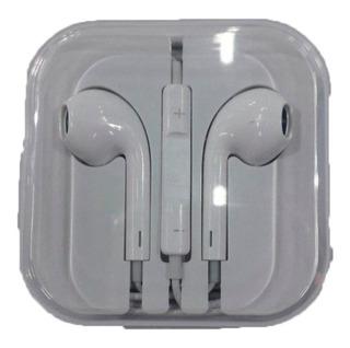 Auriculares iPhone 6 Caja Plastica