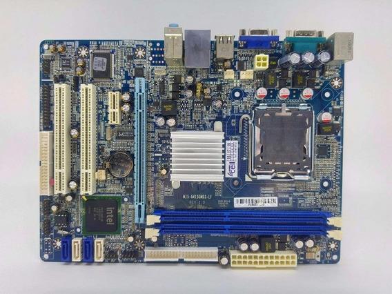 Sn - Placa Mae 775 Ddr3 Mi5-g41sgmd3-lf