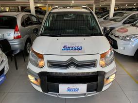 Aircross 1.6 Glx Atacama 16v Flex 4p Automático 64994km