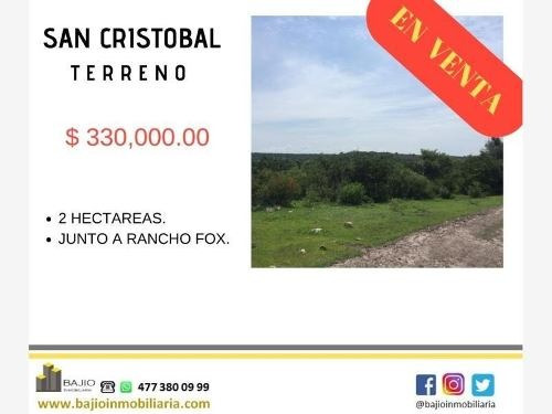 Terreno Comercial En Venta Rancho San Cristobal