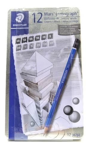 Set De Lápices Staedtler X 12 - Unidad a $451