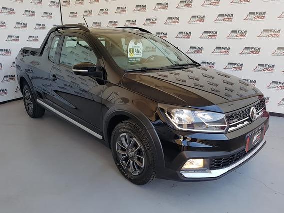 Volkswagen Saveiro Cross Ce 1.6 Msi Total Flex 2017