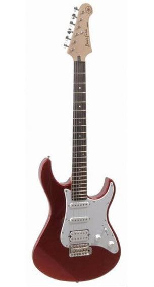 Guitarra Pacífica 012 Vermelho Vintage Com Alavanca Yamaha