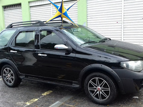 Fiat Palio Weekend 1.8 Flex Adventure 2006 $ 18900 Financia