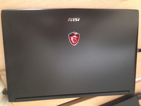 Notebook Gamer Msi I7, Nvidia Gtx1050,1tb+256gb M2 Ssd, 17