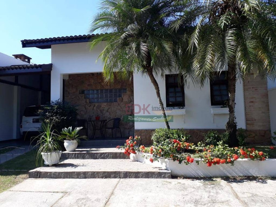 Casa Com 3 Dormitórios À Venda, 230 M² Por R$ 1.400.000 - Jardim Das Colinas - São José Dos Campos/sp - Ca2358