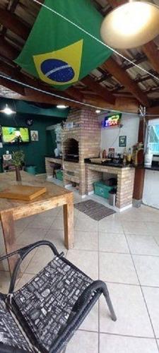 Imagem 1 de 19 de Cobertura Com 3 Dormitórios À Venda, 85 M² Por R$ 735.000 - Jardim - Santo André/sp - Co1310