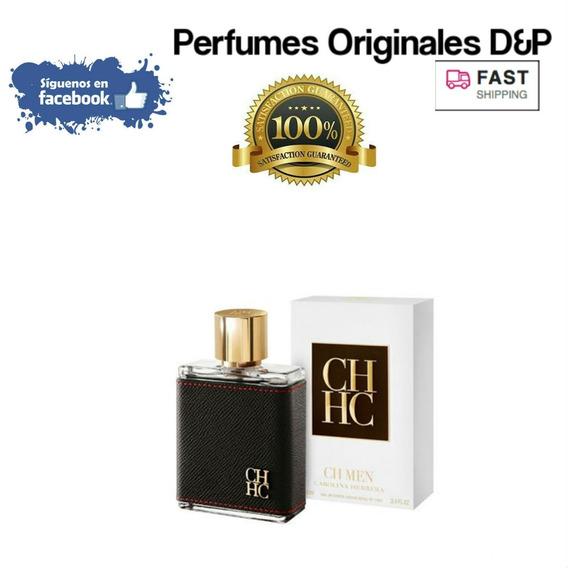 Ch Carolina Herrera 3.4oz Para Hombres 100% Originales