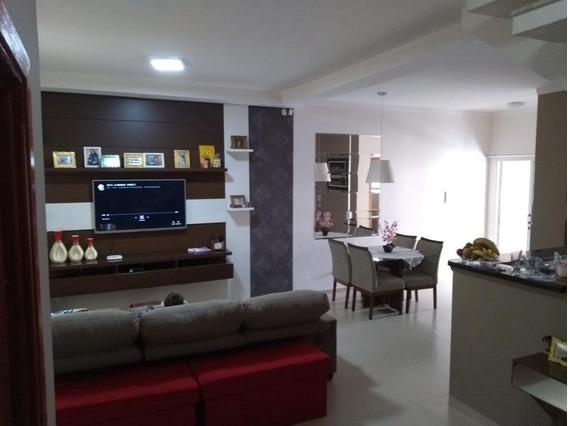 Casa Com 3 Dormitórios À Venda, 130 M² Por R$ 450.000 - Jardim San Marino - Santa Bárbara D