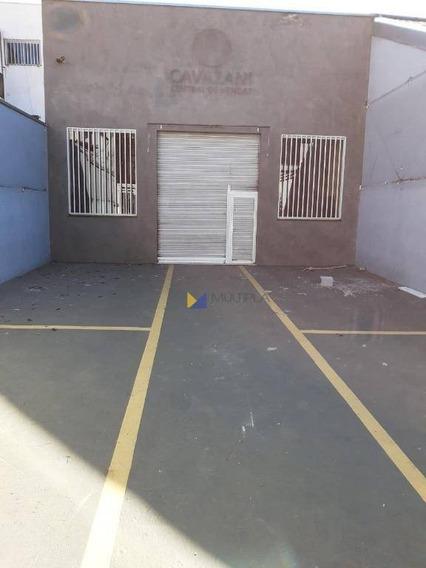Salão Para Alugar, 280 M² Por R$ 10.000/mês - Av. Tiradentes Em Frente Pça. Getúlio Vargas - Guarulhos/sp - Sl0020