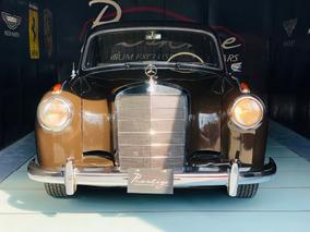 Mercedes Benz Tipo 219 Ponton Año: 1958