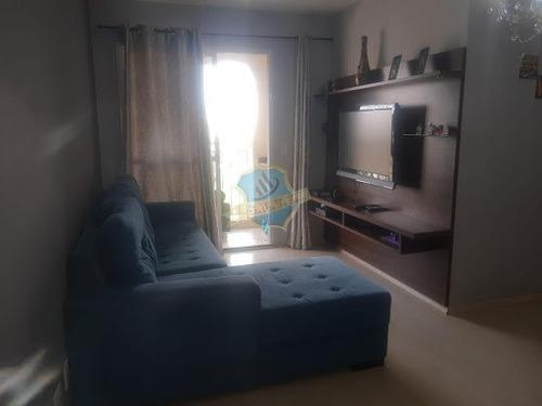 Imagem 1 de 17 de Apartamento Em Vila Bastos - Santo André, Sp - Sp - Ap0203_gati