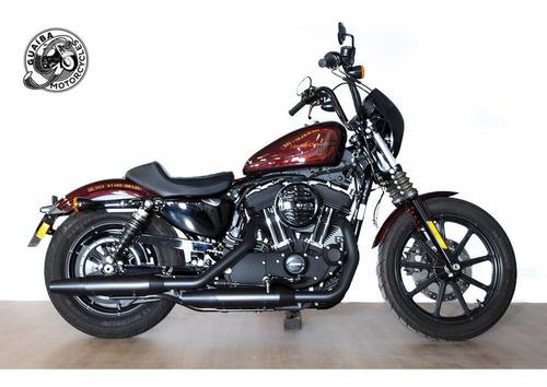 Harley Davidson - Sportster Xl 1200ns Iron