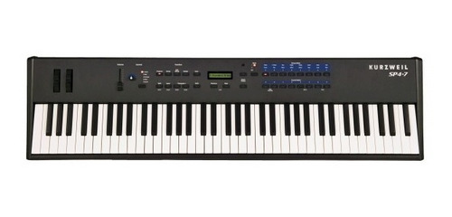 Piano Digital Kurzweil Sp4-7 Piano Profesional De 76 Teclas