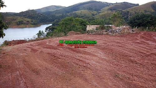 Imagem 1 de 6 de Terreno Com Fundos Para A Represa Em Redenção Da Serra - 2088
