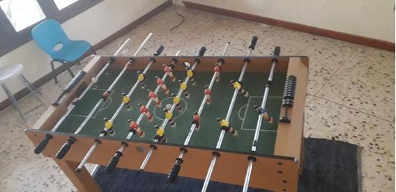 Mesa De Futbol, Futbolito Leaaa