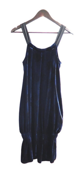 Vestido De Fiesta Diane Von Furstenberg Terciopelo Seda T 2