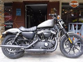 Harley-davidson Iron Xl883n Modelo 2018