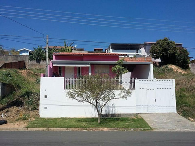 Casa Com 3 Dormitórios À Venda, 180 M² Por R$ 550.000 - Jardim Maria Rosa - Valinhos/sp - Ca0388