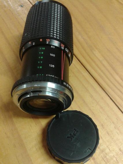 Lente Zoom Para Pentax 80-205