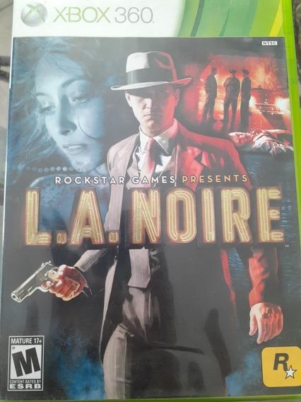 L.a.noire Xbox 360 Original