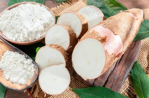 Fecula De Yuca O Fecula De Tapioca / Mandioca 5kg | Mercado Libre