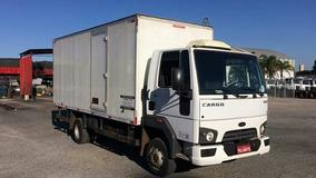 Ford Cargo 1119 3/4 Baú ! Apenas R$95.000