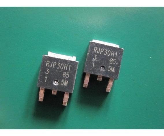 5 Unidades Transistor Igbt Rjp30h1 200a 360v To-252