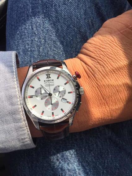 Reloj Edox Wrc Classics