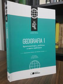 Coleção Diplomata Geografia 1 - Saraiva
