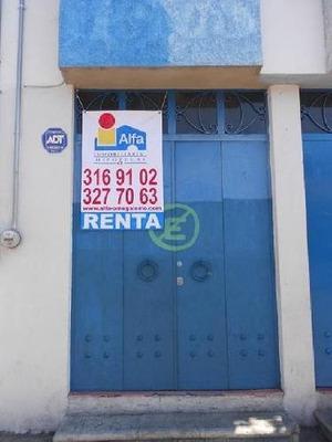 Local En Renta En Morelia En Col. Ventura Puente