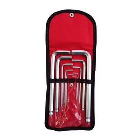 Jogo De Chave Allen Longa 1.5 A 12mm 10 Peças 123119 Mtx