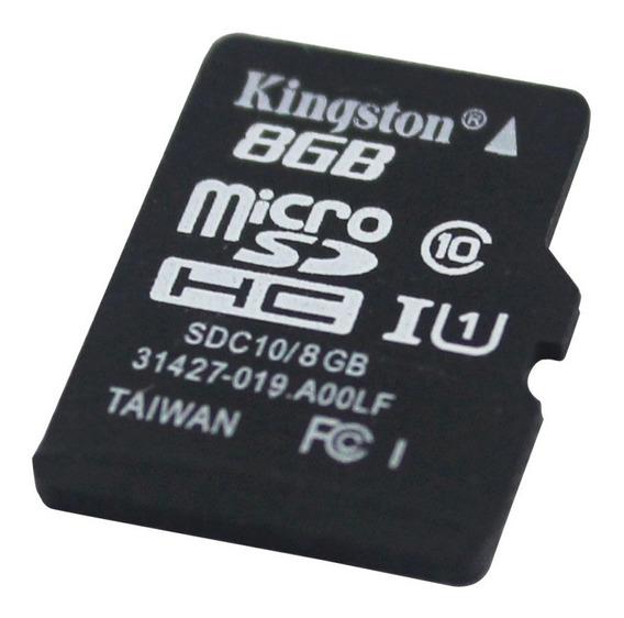 Cartão De Memória Kingston Micro Sdhc Tf