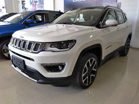 Jeep Compass 2.4 Limited Plus At9 0km 2018