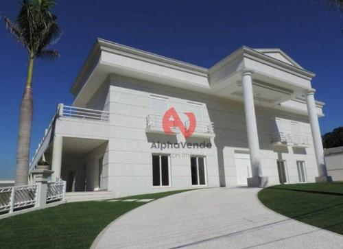 Imagem 1 de 30 de Tambore 1 - Casa Residencial À Venda, Alphaville, Barueri - Ca5826. - Ca5826