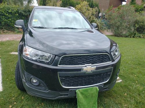 Chevrolet Captiva Lt Awd 2016
