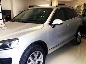 Blindada 2016 Vw Touareg V6 Tdi Nivel 4 Plus Blindados