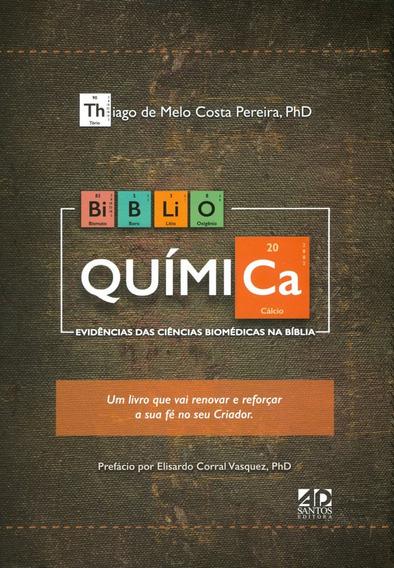 Livro Thiago M.c.pereira - Biblio Química -ciências- Bíblia