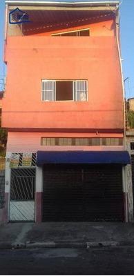 Casa Com 3 Dormitórios Para Alugar, 90 M² Por R$ 750/mês - Recanto Primavera - Arujá/sp - Ca0224