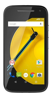 Motorola Moto E 2da Generacion Muy Bueno Negro Personal