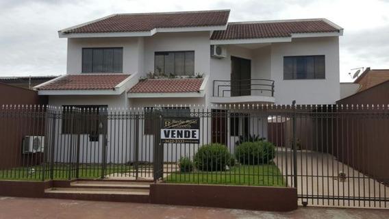 Sobrado Para Venda Em Guarapuava, Sol Nascente - Santana, 4 Dormitórios, 1 Suíte, 3 Banheiros, 3 Vagas - 442419