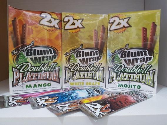 Papelillos Blunt Wrap 5 Paquetes